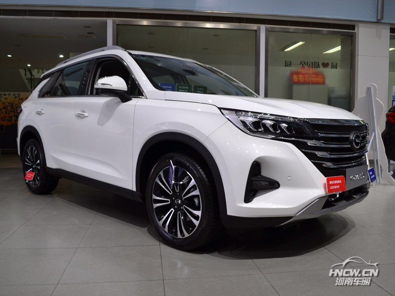2019款 广汽传祺GS5 外观