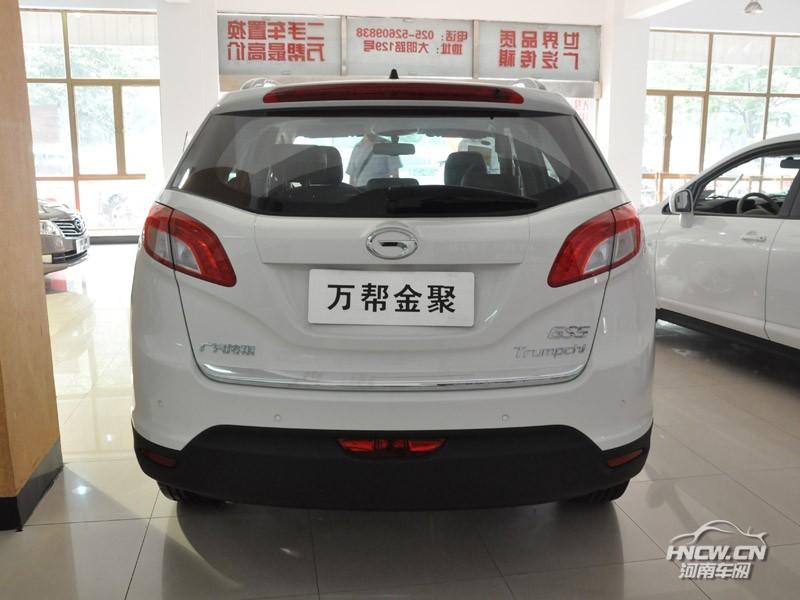 2012款广汽传祺GS5 外观