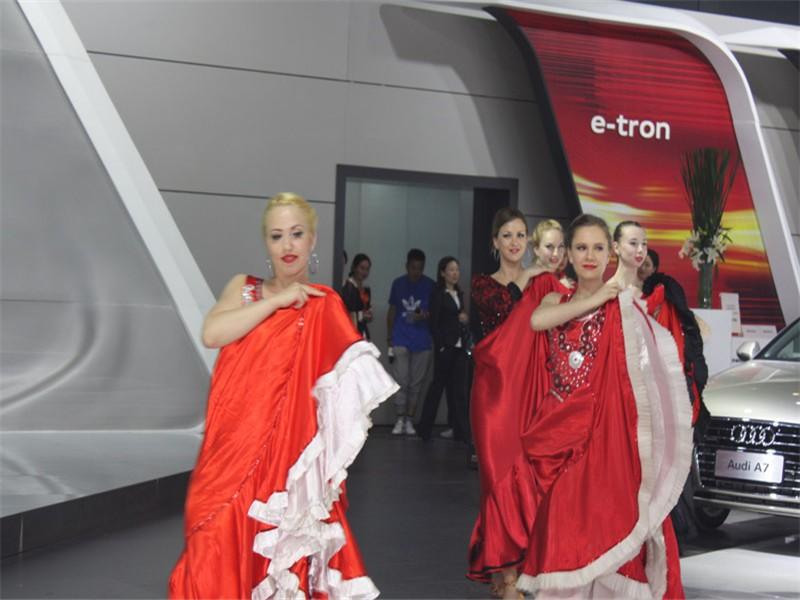 俄罗斯少女舞蹈 外观