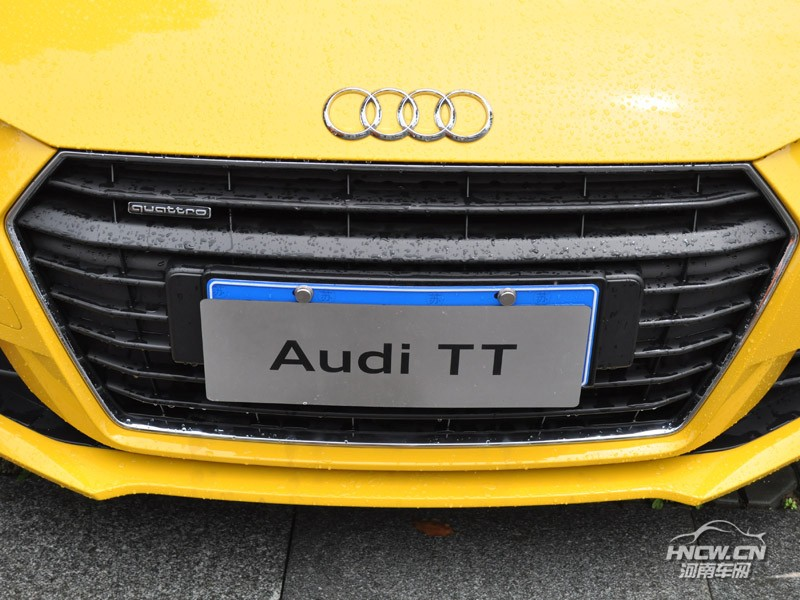 2015款 进口奥迪 TT 其它