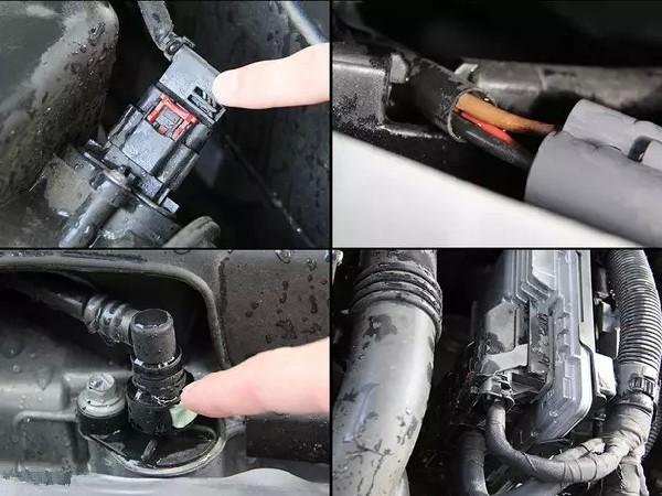 洗车是所有车主朋友们都逃脱不了的工作,无论您是自己洗车还是去洗车店洗车,通常只是给爱车的外观和内饰做清洁,不知您有没有关注过爱车发动机舱的卫生情况?定期清理发动机舱不但能让发动机舱看起来更整洁,而且还能保证发动机的正常运转。听说我要写一篇关于清洗发动机舱的文章,我的同事们都有一套自己的方式,下面就让我们来看看哪种方式最靠谱。  一、用水泼或高压水枪冲 范老师是属于急性子的那种,由于工作忙,没有时间去整理自己的爱车,从他车内后排座椅上的零食和饮用水就可以看出,当问到上次清洗发动机舱是什么时候时,范老师回想